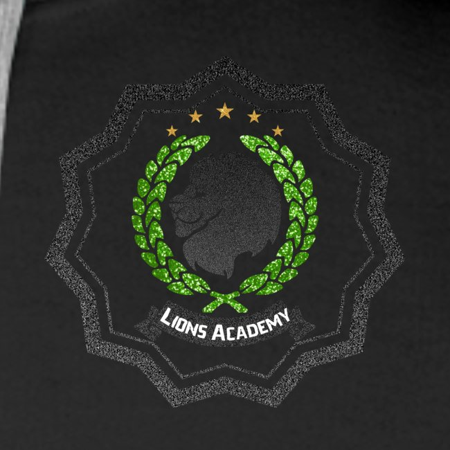 MonkeyShy football lions academy logo