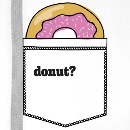 donut in my pocket - Männer Premium Hoodie