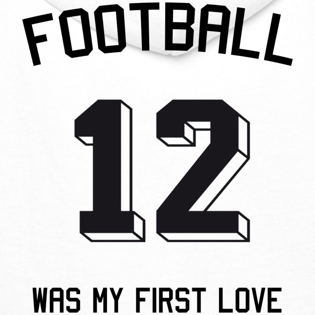 Football was my first love - Trikot