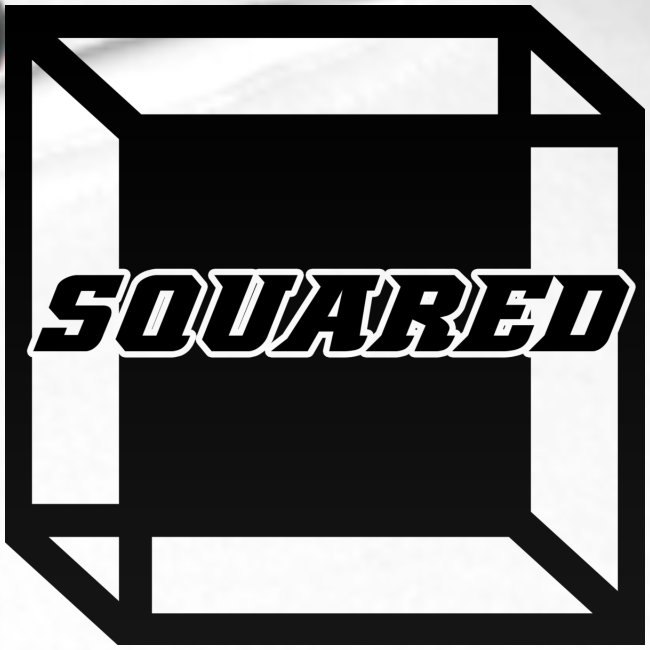 Squared Apparel Black Logo