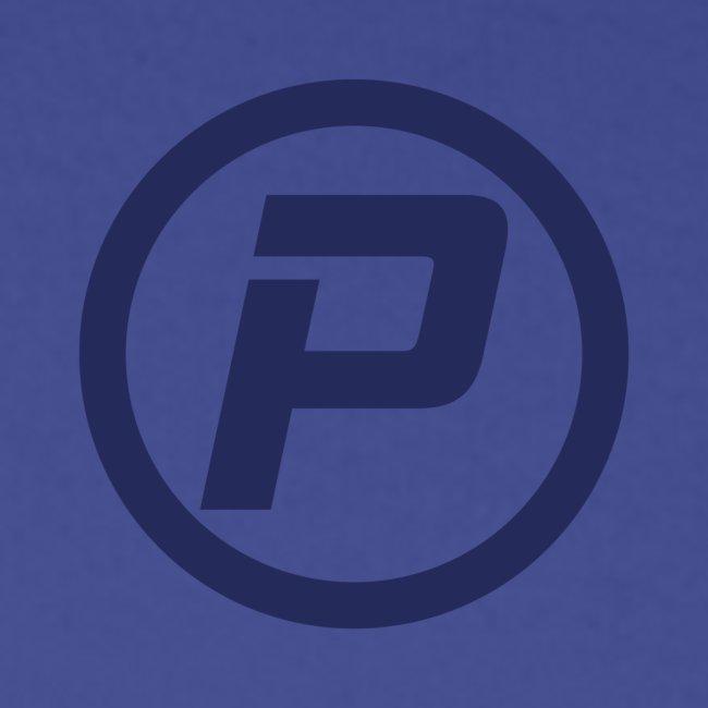 Polaroidz - Small Logo Crest | Dark Blue