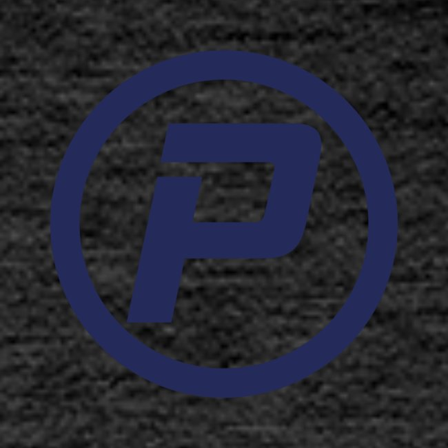 Polaroidz - Small Logo Crest | Dark Blue