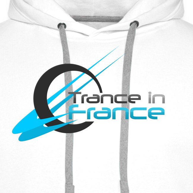 Trance In France White - Large Logo