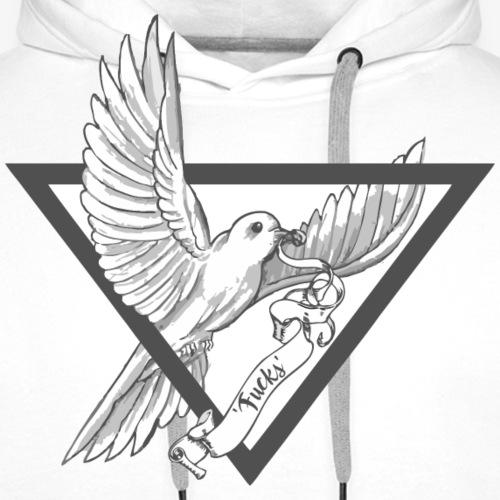 Flying F*cks - Mannen Premium hoodie