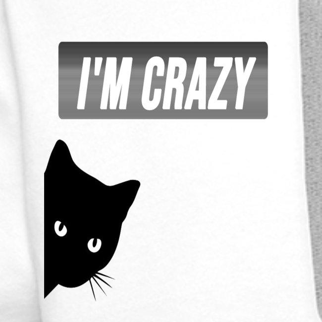 diseño gato con frase