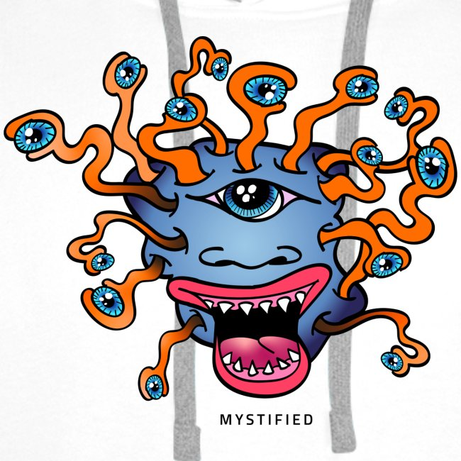 Mystified Eyeball Monster