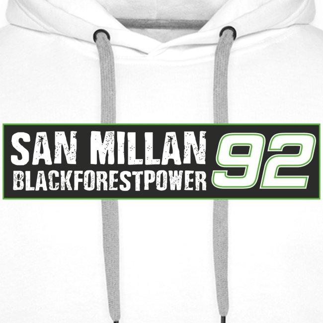 San Millan Blackforestpower 92 Box