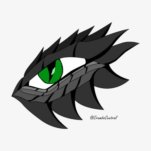 Dragon Eye - Men's Premium Hoodie