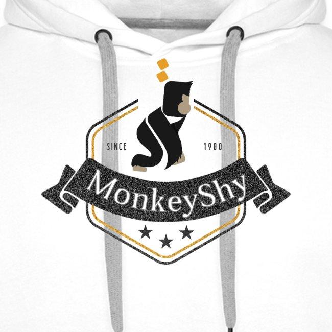 MonkeyShy logo fanion