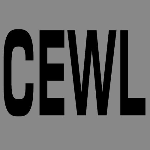 Cewl - Herre Premium hættetrøje