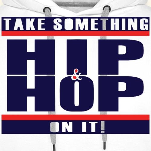 hip hop jam - Men's Premium Hoodie
