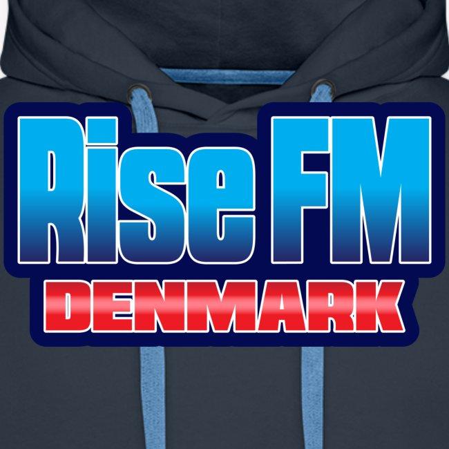 Rise FM Denmark Text Only Logo