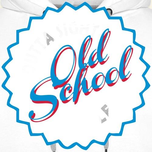 Old School - Men's Premium Hoodie