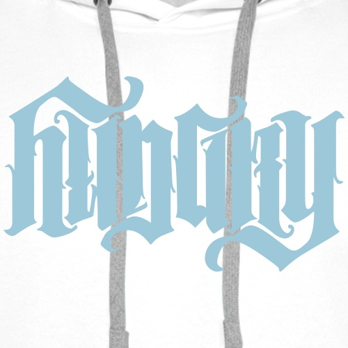 hungry - Männer Premium Hoodie