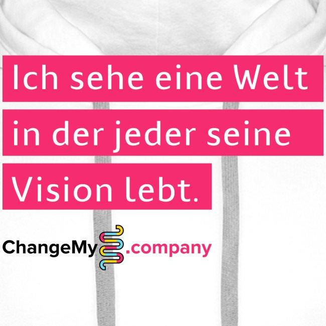 ChangeMy.Company Vision Branding