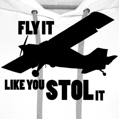Fly it like you STOL it