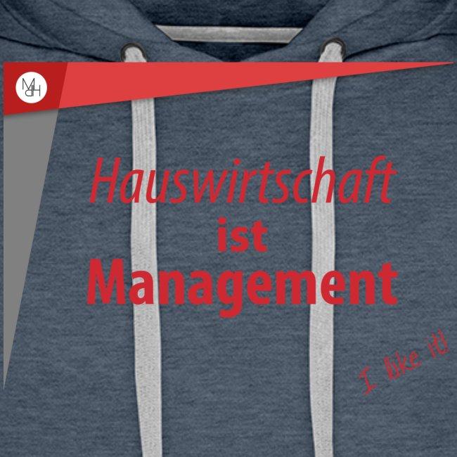 Hauswirtschaft ist Management