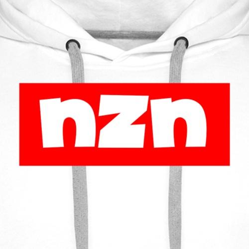 nzn (Hettegenser) - Premium hettegenser for menn