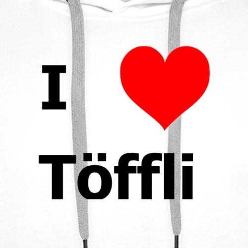 i Love Toeffli - Männer Premium Hoodie