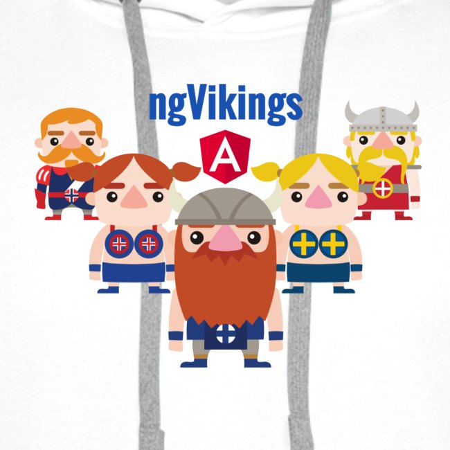 Viking Friends