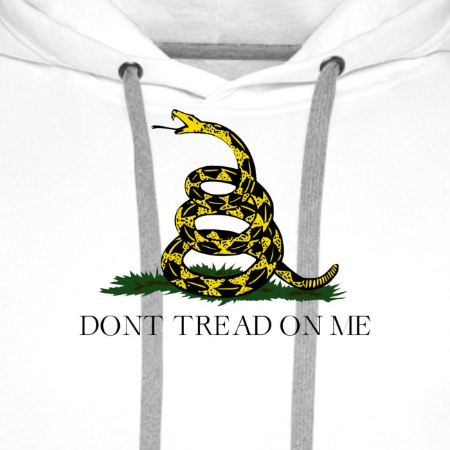 Gadsden flag transparent big