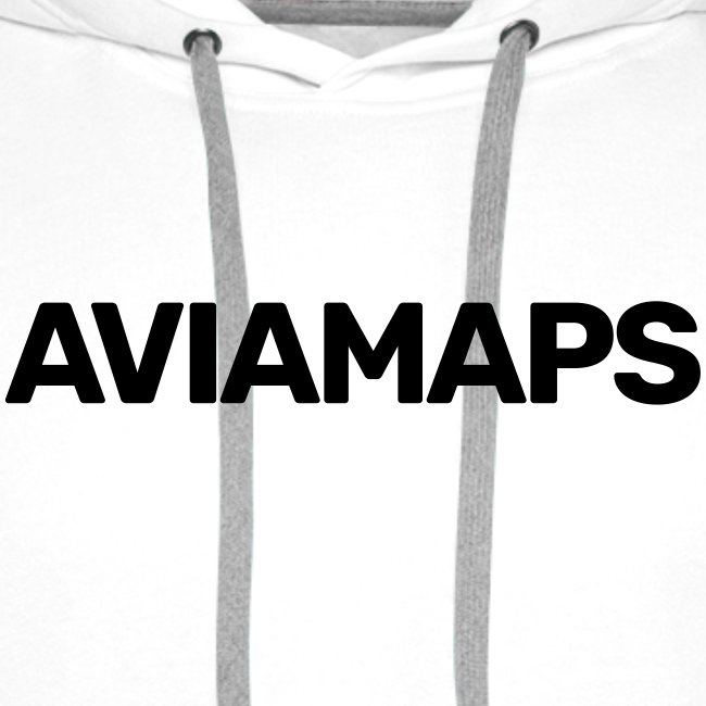 Aviamaps black