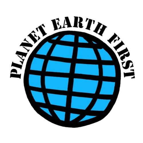 Planet Erde - Männer Premium Hoodie