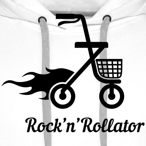 Rock'n'Rollator - Männer Premium Hoodie