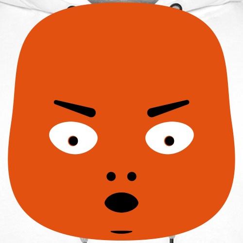 Bébé colère Halloween - Sweat-shirt à capuche Premium pour hommes