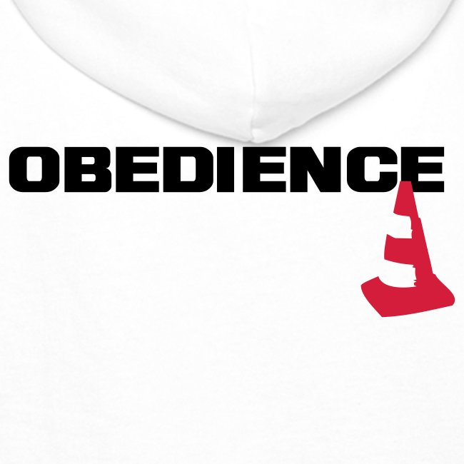 Obedience mit Pylone