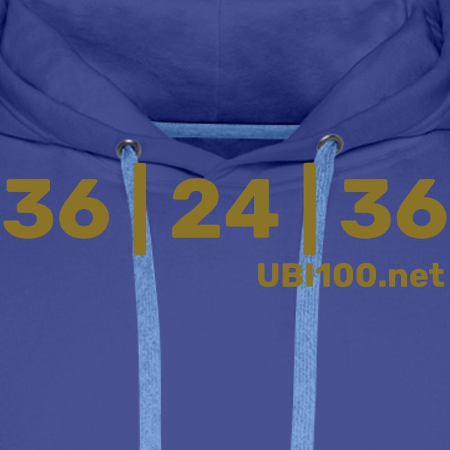 36   24   36 - UBI