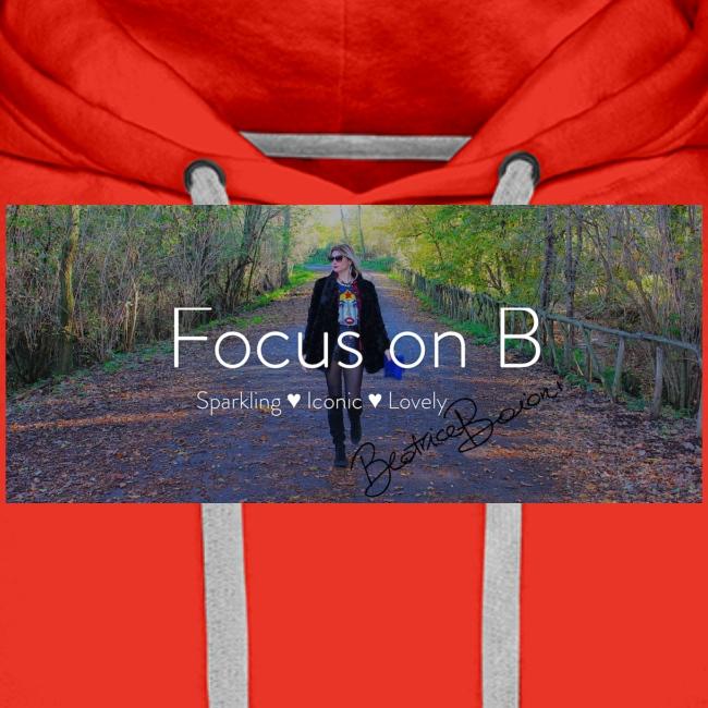 focus on b