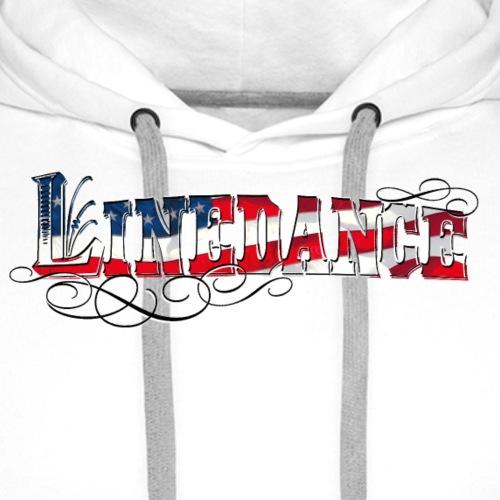 kl_linedance68c - Men's Premium Hoodie