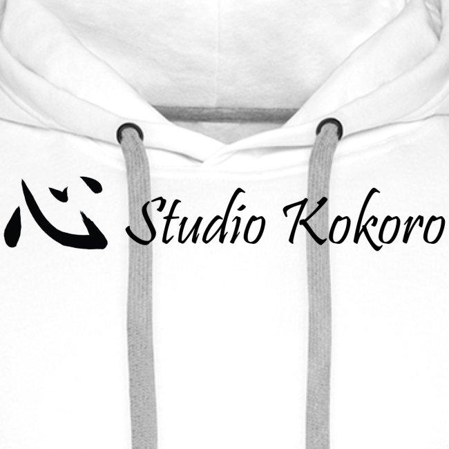 Studio Kokoro t-shirt logo and name