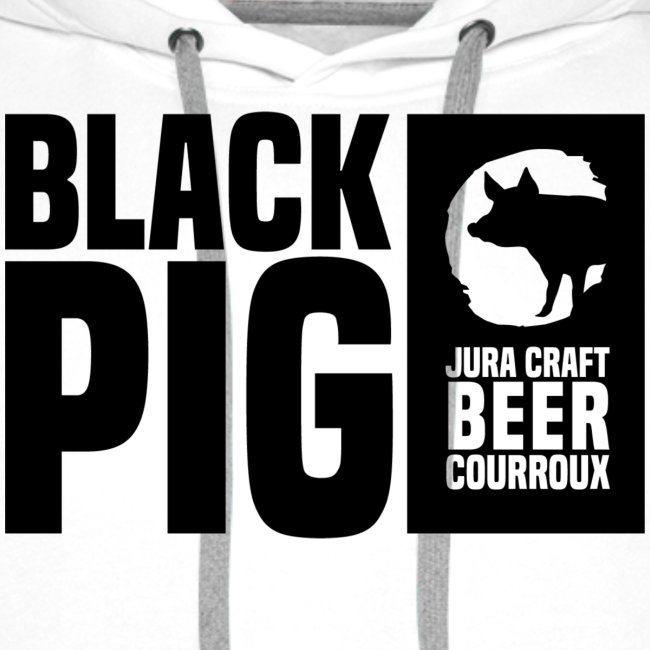 BlackPig Horizontal Noir