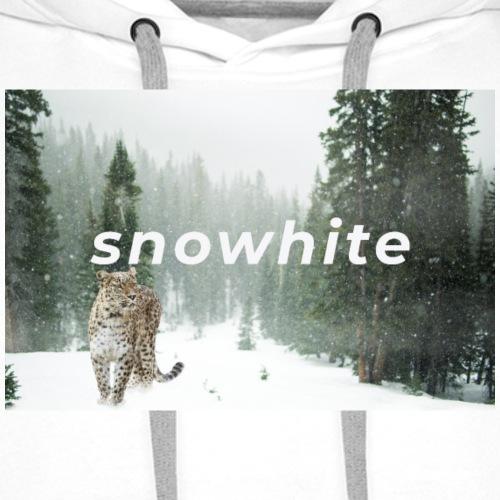 Snowhite Edition | Doparound Fall Collection - Männer Premium Hoodie