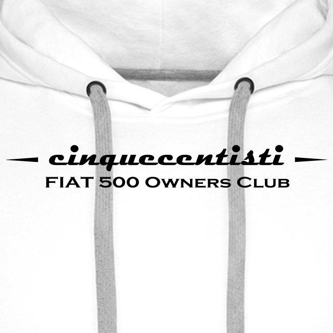 Cinquecentisti 500 Owners Club Vector