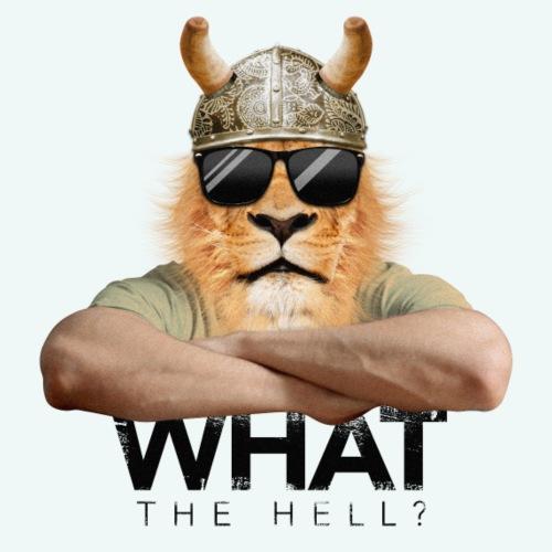 What the hell? - Männer Premium Hoodie
