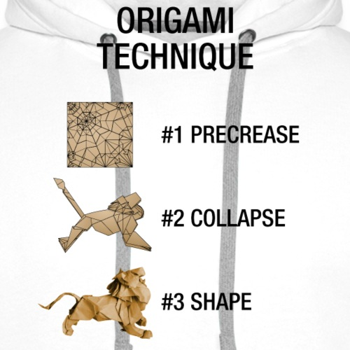 Origami Technique - only 3 steps