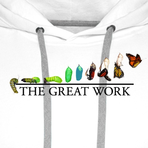 The great Work - Männer Premium Hoodie