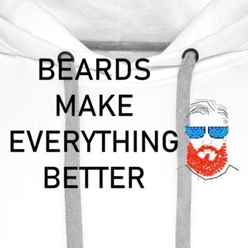 Hipster Beards make everything better
