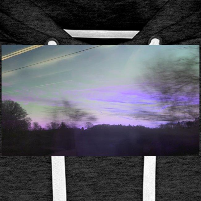 lilac sky