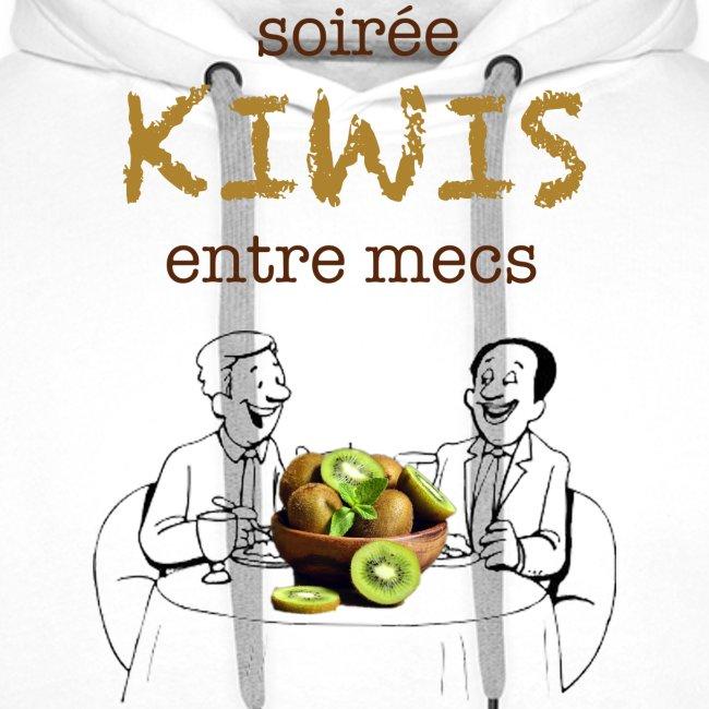 Soirée Kiwi Entre Mecs
