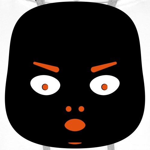 Bébé Halloween édition noir - Sweat-shirt à capuche Premium pour hommes