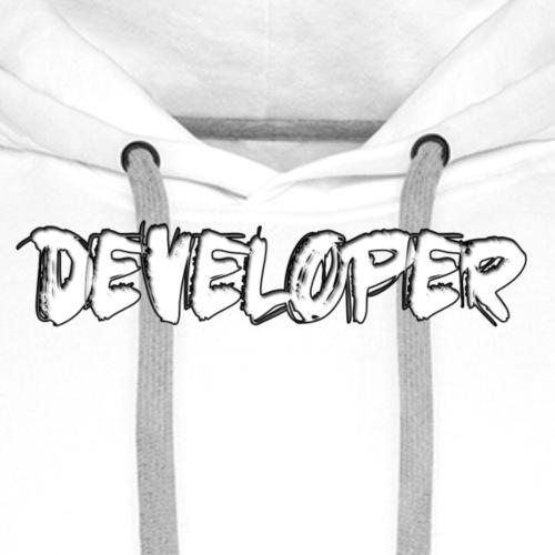 Developer - Männer Premium Hoodie