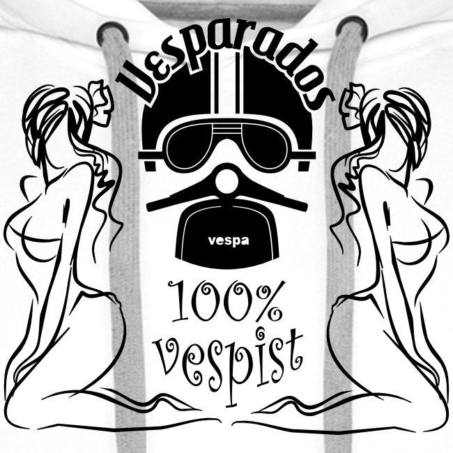 Sexy Vesparados shirt