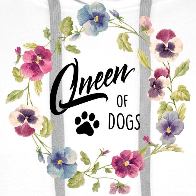 Vorschau: queen of dogs - Männer Premium Hoodie