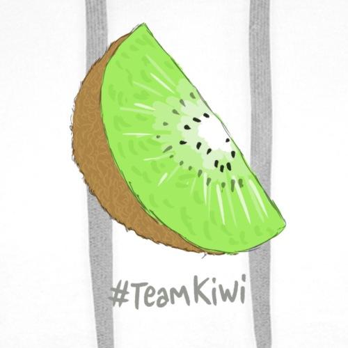 Team Kiwi ! - Sweat-shirt à capuche Premium pour hommes