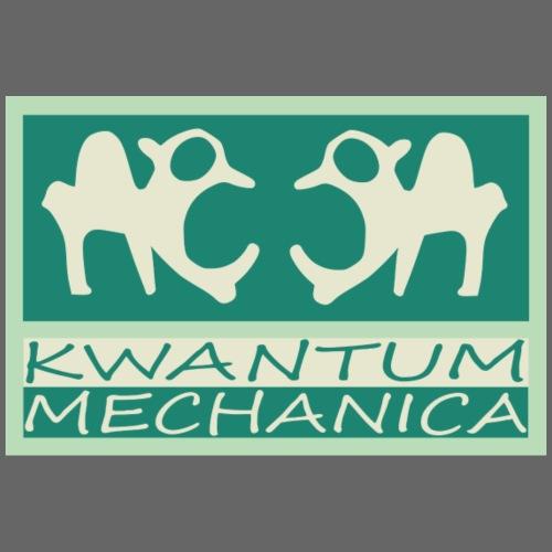 Kwantum logo - Mannen Premium hoodie