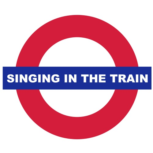 Singing in the train - Männer Premium Hoodie